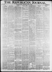 The Republican Journal: Vol. 84, No. 24 - June 13,1912