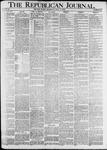 The Republican Journal: Vol. 84, No. 27 - July 04,1912