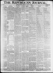 The Republican Journal: Vol. 84, No. 29 - July 18,1912