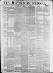 The Republican Journal: Vol. 84, No. 30 - July 25,1912