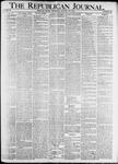 The Republican Journal: Vol. 84, No. 33 - August 15,1912