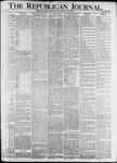 The Republican Journal: Vol. 84, No. 34 - August 22,1912