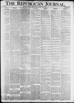 The Republican Journal: Vol. 84, No. 35 - August 29,1912