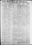 The Republican Journal: Vol. 84, No. 39 - September 26,1912
