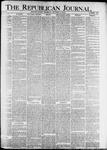 The Republican Journal: Vol. 84, No. 40 - October 03,1912