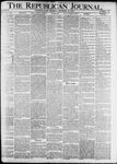 The Republican Journal: Vol. 84, No. 41 - October 10,1912