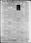 The Republican Journal: Vol. 84, No. 42 - October 17,1912