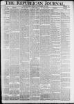 The Republican Journal: Vol. 84, No. 46 - November 14,1912