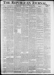 The Republican Journal: Vol. 84, No. 47 - November 21,1912