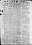 The Republican Journal: Vol. 84, No. 48 - November 28,1912