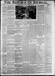 The Republican Journal: Vol. 86, No. 13 - March 26,1914