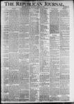 The Republican Journal: Vol. 86, No. 17 - April 23,1914