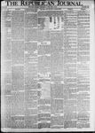 The Republican Journal: Vol. 86, No. 22 - May 28,1914