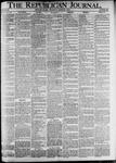 The Republican Journal: Vol. 86, No. 26 - June 25,1914