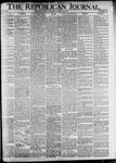 The Republican Journal: Vol. 86, No. 27 - July 02,1914