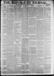 The Republican Journal: Vol. 86, No. 35 - August 27,1914
