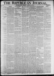 The Republican Journal: Vol. 86, No. 42 - October 15,1914