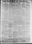 The Republican Journal: Vol. 86, No. 44 - October 29,1914
