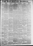 The Republican Journal: Vol. 86, No. 47 - November 19,1914