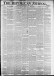 The Republican Journal Vol. 87, No. 13 - April 01,1915