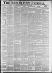 The Republican Journal Vol. 87, No. 14 - April 08,1915