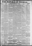 The Republican Journal Vol. 87, No. 15 - April 15,1915