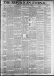 The Republican Journal Vol. 87, No. 25 - June 24,1915