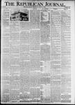 The Republican Journal Vol. 87, No. 27 - July 08,1915