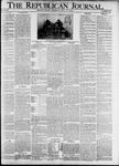 The Republican Journal Vol. 87, No. 28 - July 15,1915