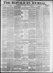 The Republican Journal Vol. 87, No. 29 - July 22,1915