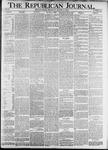 The Republican Journal Vol. 87, No. 31 - August 05,1915