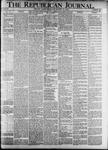 The Republican Journal Vol. 87, No. 32 - August 12,1915