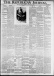 The Republican Journal Vol. 87, No. 33 - August 19,1915