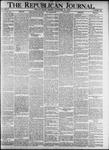 The Republican Journal Vol. 87, No. 42 - October 21,1915
