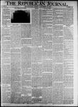 The Republican Journal Vol. 87, No. 46 - November 18,1915