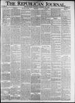 The Republican Journal Vol. 87, No. 51 - December 23,1915