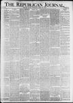 The Republican Journal: Vol. 89, No. 15 - April 12,1917