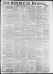 The Republican Journal: Vol. 89, No. 16 - April 19,1917