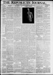 The Republican Journal: Vol. 89, No. 20 - May 17,1917