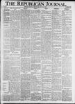 The Republican Journal: Vol. 89, No. 27 - July 05,1917