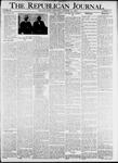 The Republican Journal: Vol. 89, No. 41 - October 11,1917