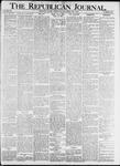 The Republican Journal: Vol. 89, No. 43 - October 25,1917