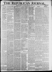 The Republican Journal: Vol. 90, No. 12 - March 21,1918