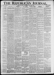 The Republican Journal: Vol. 90, No. 30 - July 25,1918