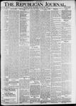 The Republican Journal: Vol. 90, No. 34 - August 22,1918