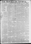 The Republican Journal: Vol. 90, No. 45 - November 07,1918