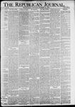 The Republican Journal: Vol. 90, No. 47 - November 21,1918