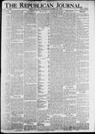 The Republican Journal: Vol. 90, No. 48 - November 28,1918