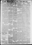 The Republican Journal: Vol. 90, No. 52 - December 26,1918