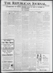 The Republican Journal; Vol. 91, No. 44 - October 30,1919